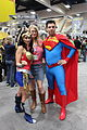 SDCC 2012 - Wonder Woman & Superman (7567433580).jpg