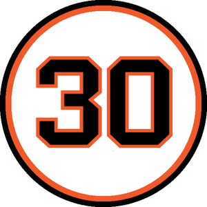 Orlando Cepeda - Image: SF Giants 30