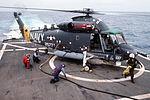SH-2F Seasprite on USS Wainwright (CG-28) in 1988.JPEG