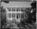 SOUTH (FRONT) ELEVATION - McKee-Smalls House, 511 Prince Street, Beaufort, Beaufort County, SC HABS SC,7-BEAUF,32-2.tif