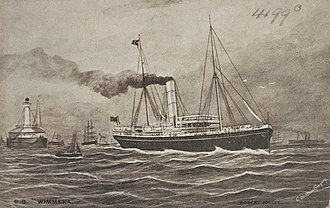 SS Wimmera - Image: SS Wimmera