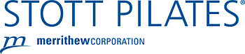 English: This is a logo for STOTT PILATES®.