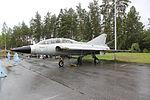 Saab 35CS Draken (DK-270) Keski-Suomen ilmailumuseo 1.JPG