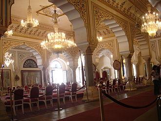 City Palace, Jaipur - Sabha Niwas
