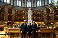 Saeimas priekšsēdētāja vizītē apmeklē Kanādu (26438944275).jpg