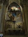 Sagrada-Familia - Krypta - Altar Montserrat.JPG