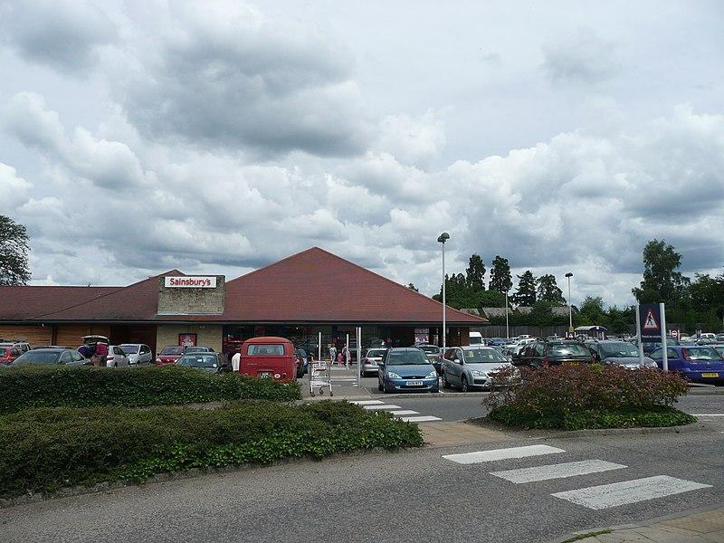 Sainsbury S Car Wash Biggleswade