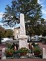 Saint-Étienne-la-Varenne - Monument aux morts.JPG