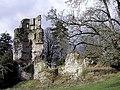 Saint-Aubin-du-Cormier (35) Château 01.JPG