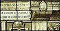 Saint-Chapelle de Vincennes - Baie 2 - Décor d'architecture et inscription (bgw17 0470).jpg
