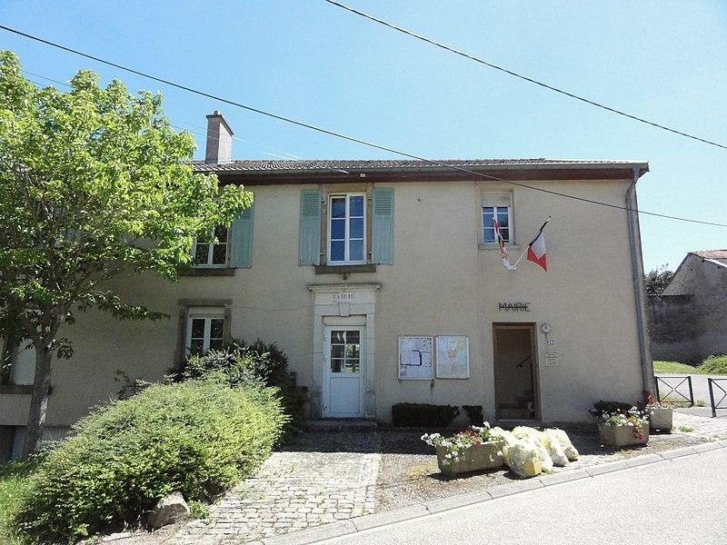 Saint-Médard (Moselle) mairie