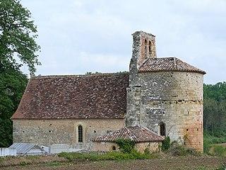 Saint-Marcory Commune in Nouvelle-Aquitaine, France