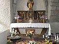 Saint-Merd-la-Breuille église collatéral nord autel-tabernacle.jpg