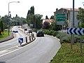 Saintes, Charente-Maritime, Inicateur de direction 2.jpg