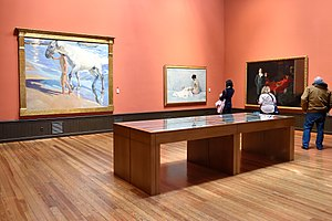 Sala I in Museo Sorolla Madrid on 20161106.jpg