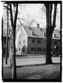 Salem College, Brothers House, 600 South Main Street, Winston-Salem, Forsyth County, NC HABS NC,34-WINSA,8C-7.tif