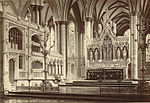 Salisbury Cathedral. The Reredos and Chantry Chapel (3611641808).jpg