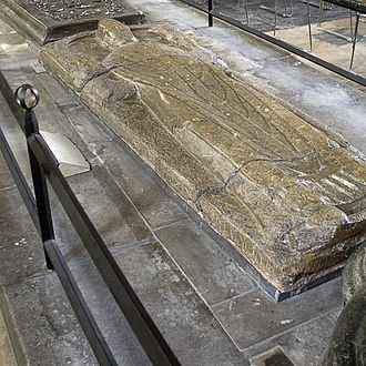 Josceline de Bohon - Tomb in Salisbury Cathedral traditionally thought to be Josceline's