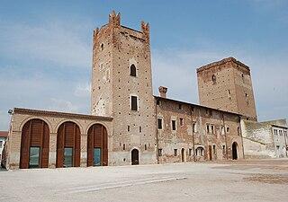 Salizzole Comune in Veneto, Italy