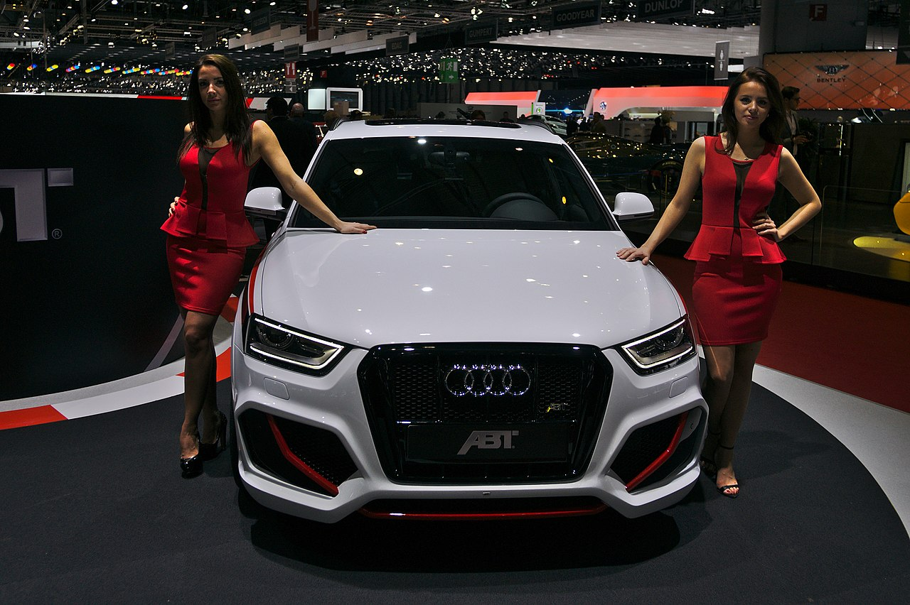 file salon de l 39 auto de gen ve 2014 20140305 abt audi rs wikimedia commons. Black Bedroom Furniture Sets. Home Design Ideas