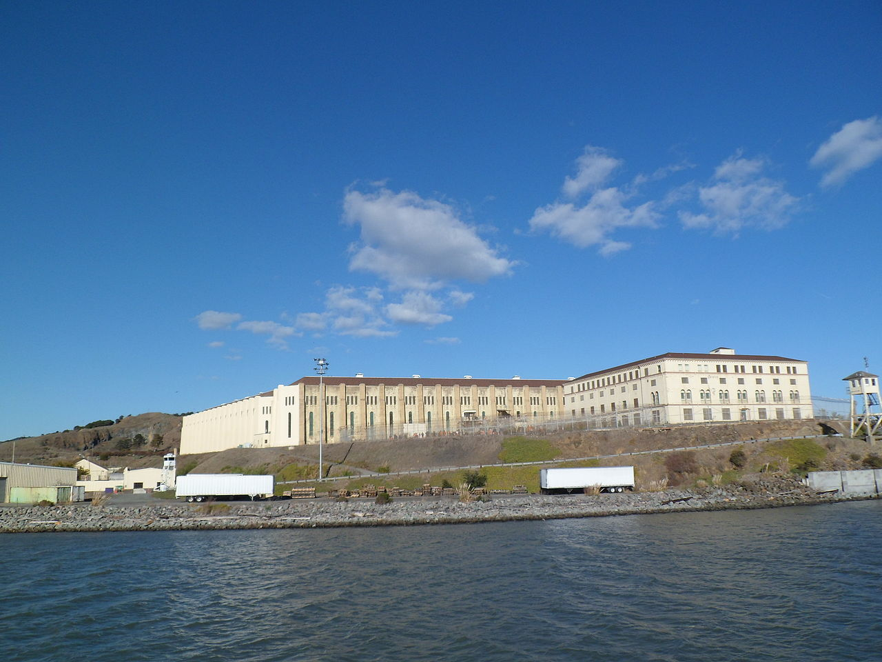 san quentin dating San quentin state prison has four massive cell blocks, each identified by their cardinal direction: north, south, east, and west of the four, only one.
