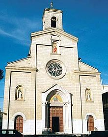 Parish of Santa Maria del Rosario