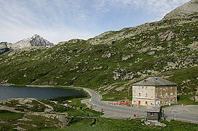 Image illustrative de l'article Col du San Bernardino