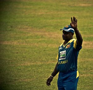 Sanath Jayasuriya - Known as Master Blaster, due to high class match winning devastating performances in ODIs