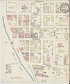 Sanborn Fire Insurance Map from Thibodaux, Lafourche Parish, Louisiana. LOC sanborn03408 001.jpg