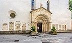 Sankt Veit an der Glan Stadtpfarrkirche hl Dreifaltigkeit W-Portal 18052018 3277.jpg