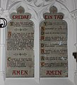 Sant Pedr St. Peter's Church Llanbedr Dyffryn Clwyd Cymru Wales 20.jpg
