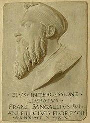 Santa_Maria_Primerana,_interno,_autoritratto_di_francesco_da_sangallo_(1542).JPG