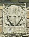 Santa croce, loggiato sud, esterno stemma nerli.jpg