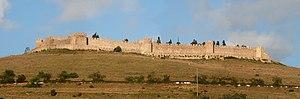 Castelo de Santiago do Cacém - The castle of Santiago do Cacém, Portugal