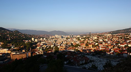 Sarajevo Total View 1