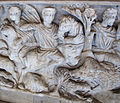 Sarcofago 39 con scene di caccia al cinghiale calidonio (inizi del IV sec), 03.JPG