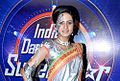 Sargun Mehta on the sets of India's Dancing Superstar.jpg