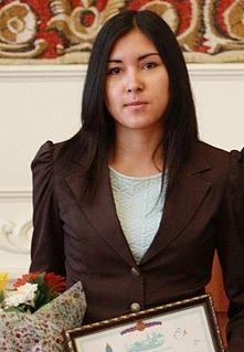 Zhanna Bupeeva