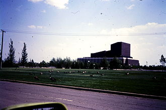 Conexus Arts Centre - Saskatchewan Centre of the Arts as first appeared