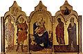 Sassetta, madonna col Bambino e quattro santi.jpg