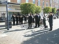 Saturday morning with the Salvation Army Band - geograph.org.uk - 1484865.jpg