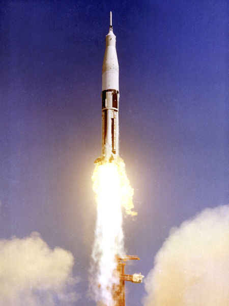 450px-Saturn_IB_%28AS-201%29_launch.jpg