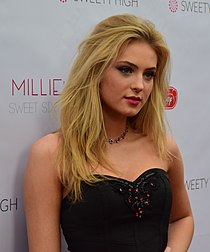 Saxon Sharbino at the Millie Thrasher's Sweet 16 Party (cropped).jpg