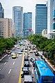 Scene in downtown Xinyi District, Taipei.jpg