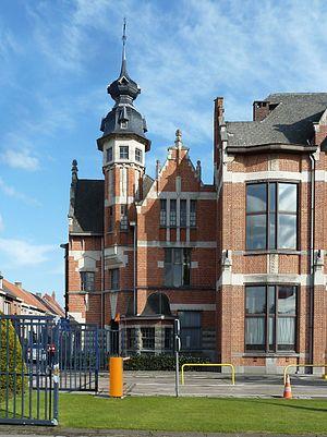 Sint-Niklaas - Scheerders van Kerchove, united factories