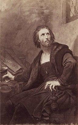 Scheffer, Faust met de gifbeker, kopie