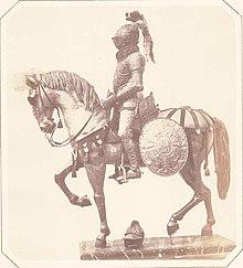 Schild zur Rustung des Alexander Farnese