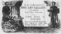 Schleier gallery ad 1868.png