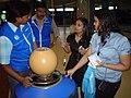 Science Career Ladder Workshop Participants Visiting Science City - Indo-US Exchange Programme - Kolkata 2008-09-17 01275.JPG