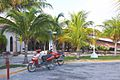 Scooters at the Cayo Largo airport.jpg